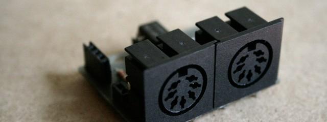 Arduino Mini MIDI Module