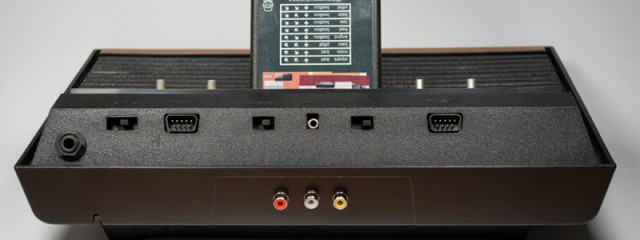 Synthcart for the ATARI 2600 - inpektorgadjet.com